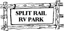 Split Rail Logo